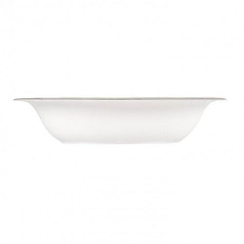 Vera Wang Lace Platinum Open Vegetable Dish
